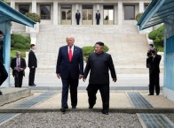 Honeymoon over? North Korea says US 'hell-bent on hostile acts'